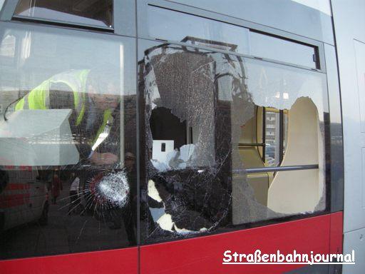 Verkehrsunfall Praterstern