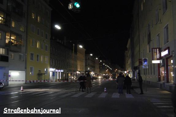Gasgebrechen Quellenstraße/Herndlgasse