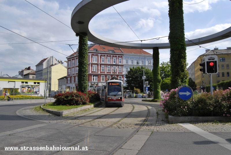 B 683 Gaußplatz