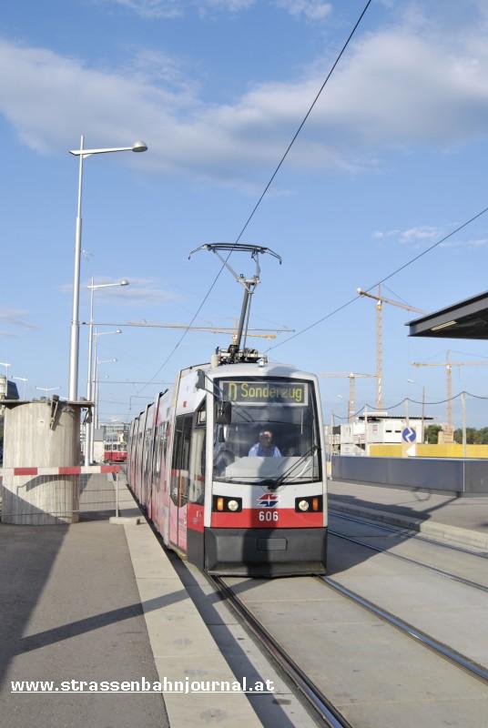 B 606 Südtiroler Platz