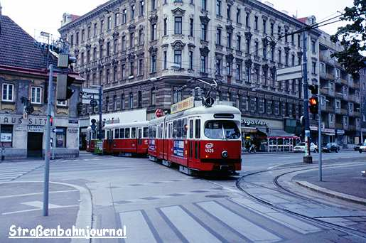 4526+1120 Josefstädter Straße U