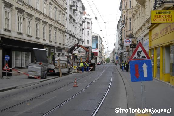 Gasgebrechen Josefstädter Straße 32