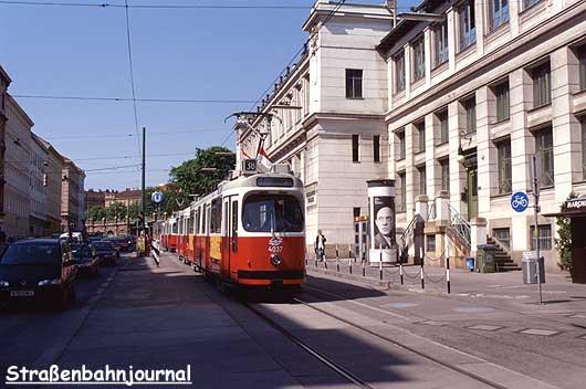 4037+1437 Nussdorfer Straße U