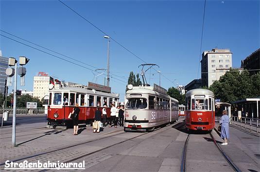 4622, 4134, 4655+1205 Schwedenplatz
