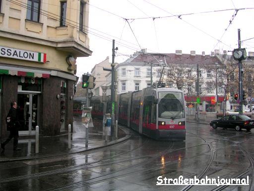 697 Hütteldorfer Straße U