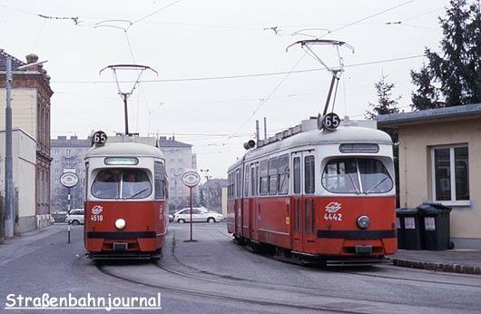 E, E1 Stefan-Fadinger-Platz