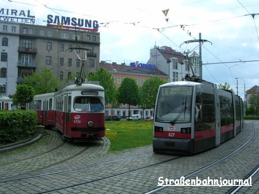 4733, 627 Westbahnhof