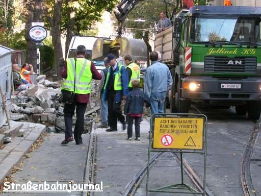 Gasgebrechen Wallrißstraße