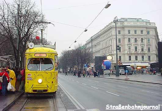 6600 Rathausplatz, Burgtheater