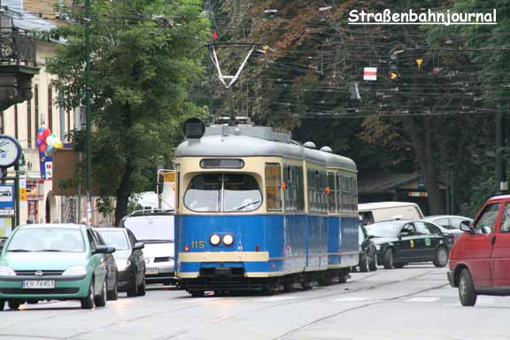 E1 + c3 in Krakau