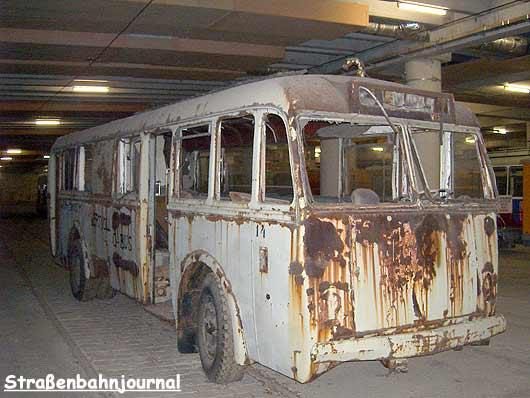 O-Bus Bhf. Simmering