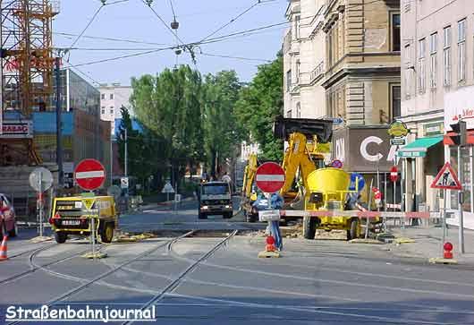 Ungargasse/Rennweg