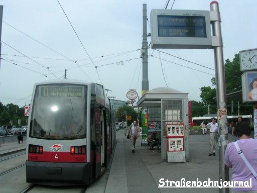 4 Südbahnhof