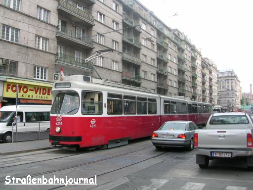 4319+1464 Landstraße S U