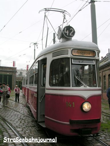 141, 1241 Museum Erdberg