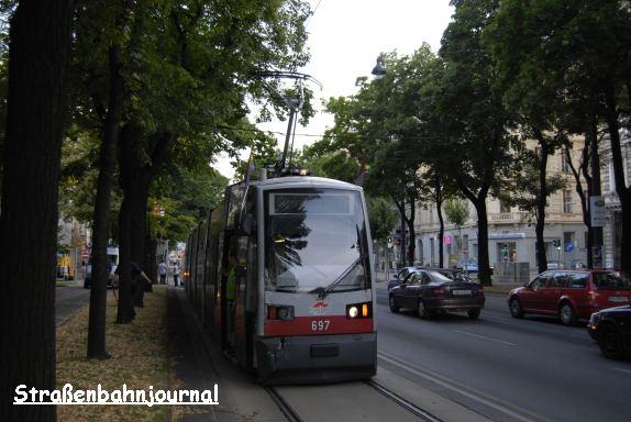 697 Verkehrsunfall Ring/Johannesgasse