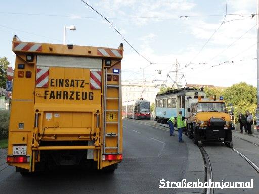 WLB-Hofsalonwagen Wiedner Hauptstraße/Karlsplatz