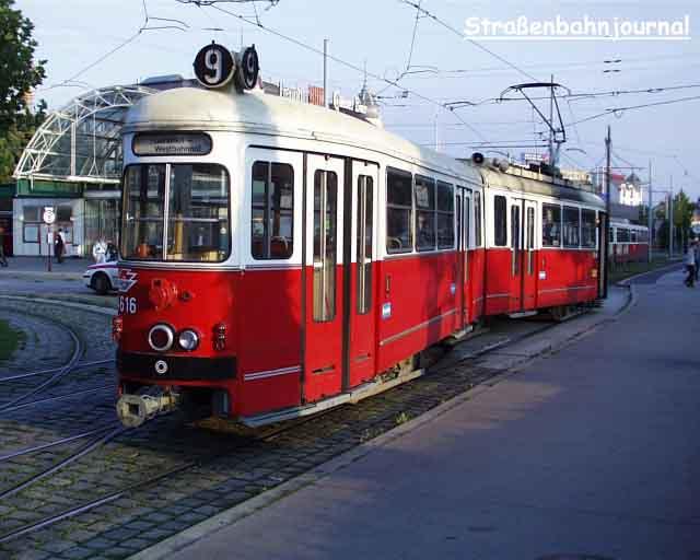 Entgleisung 4616 Westbahnhof