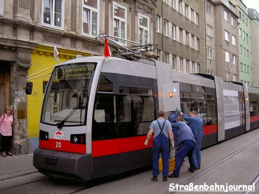 Bügelbruch Ottakringer Straße