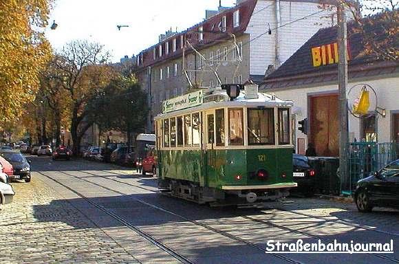 Grazer Tw 121 Gersthofer Straße