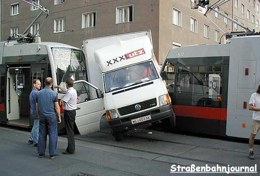 Verkehrsunfall Quellenstraße