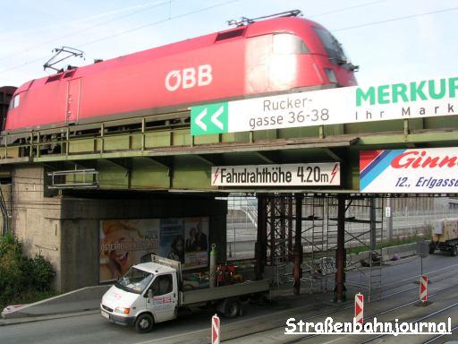 Breitenfurter Straße/Donauländebahn