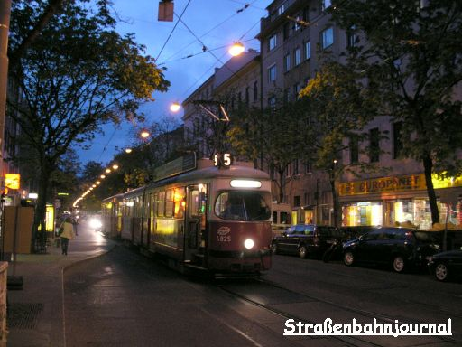 4825+1325 Klosterneuburger Straße