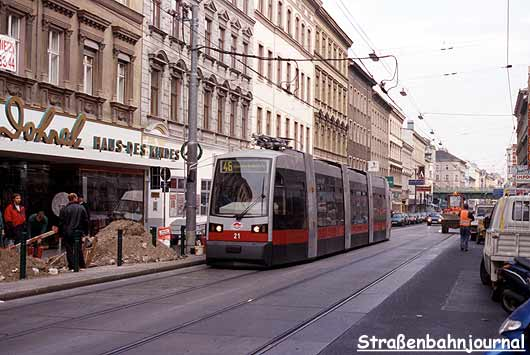 21 Thaliastraße/Brunnengasse