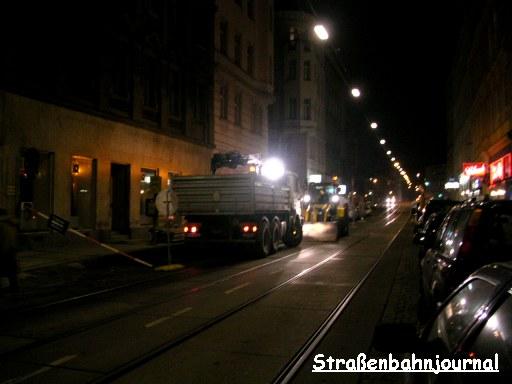 Gasrohrgebrechen Radetzkystraße