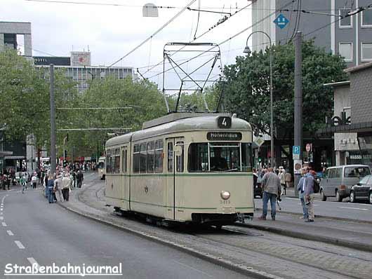 125 Jahre Kölner Verkehrsbetriebe