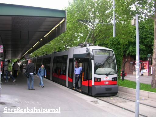 689 Westbahnhof