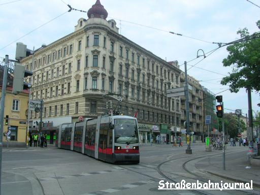 19 Josefstädter Straße U