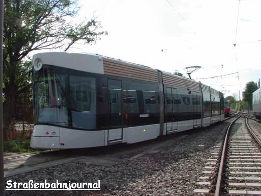 Neue Wagen für Marseille