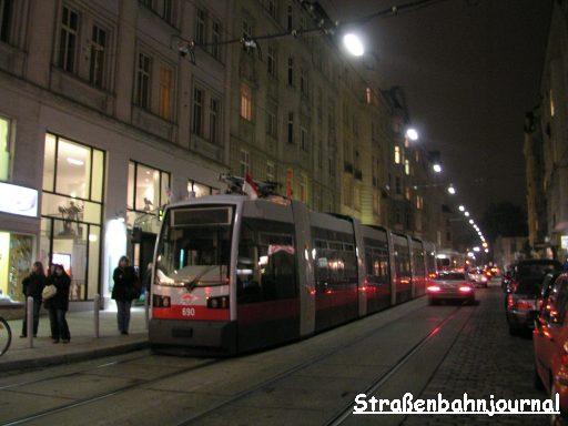 690 Lange Gasse/Alser Straße