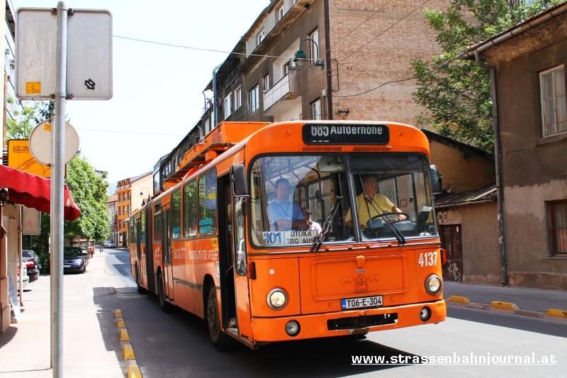 Ex-Solinger Bus