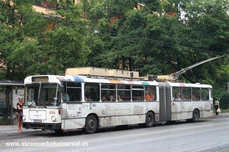 Obus in Sarajewo