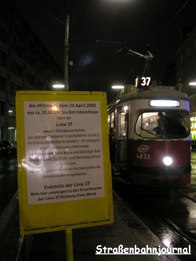 4833 Nussdorfer Straße
