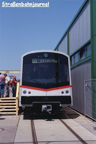 V am Tramwaytag 2000