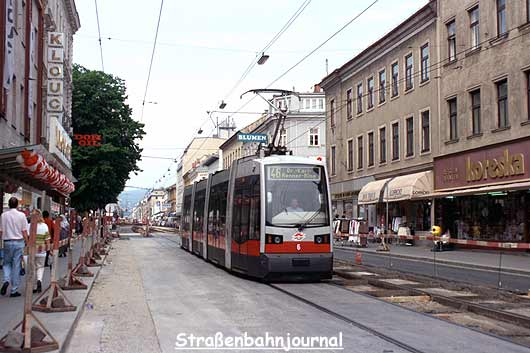 6 Thaliastraße/Feßtgasse
