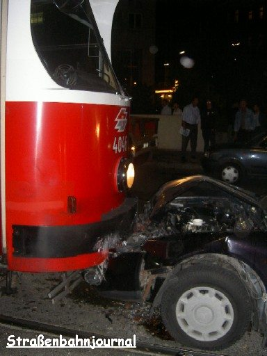 4046 Unfall Billrothstraße