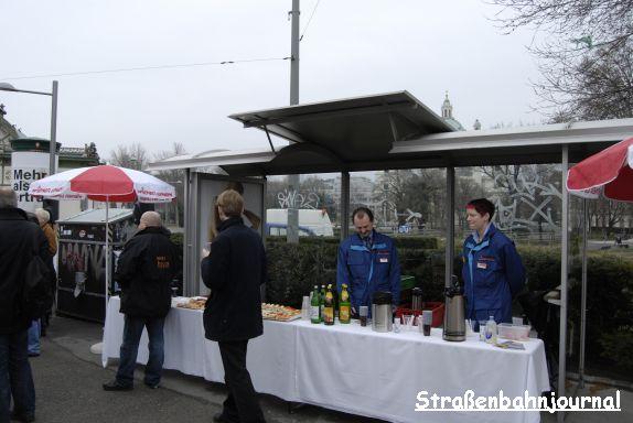 VRT-Buffet Karlsplatz